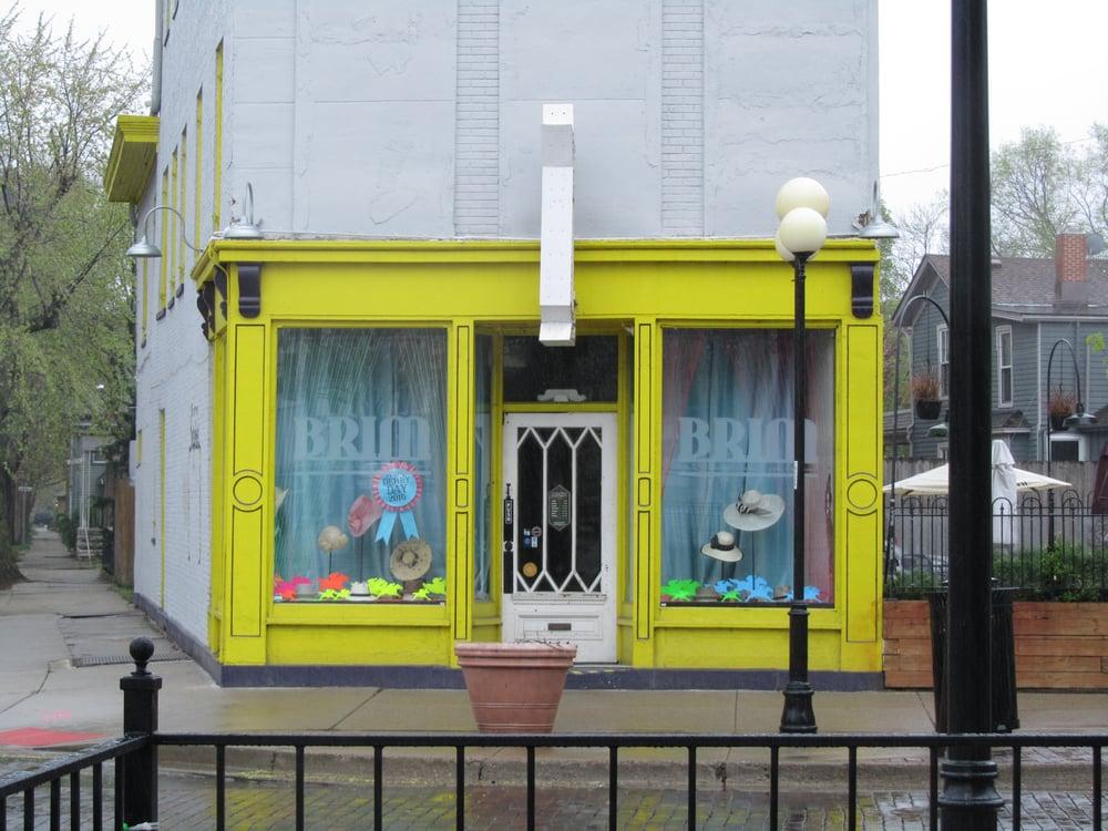 Brim - The Hat Shop - Oregon District - Yelp 864b2fae137