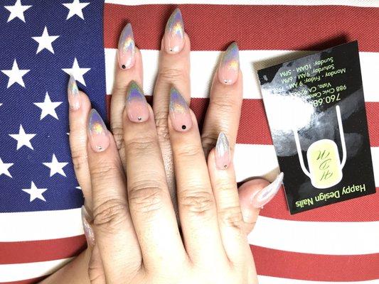 Photos (10) - Happy Design Nails 988 Civic Center Dr Vista, CA Manicurists - MapQuest