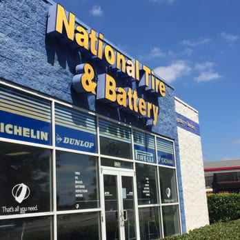 NATIONAL TIRE AND BATTERY