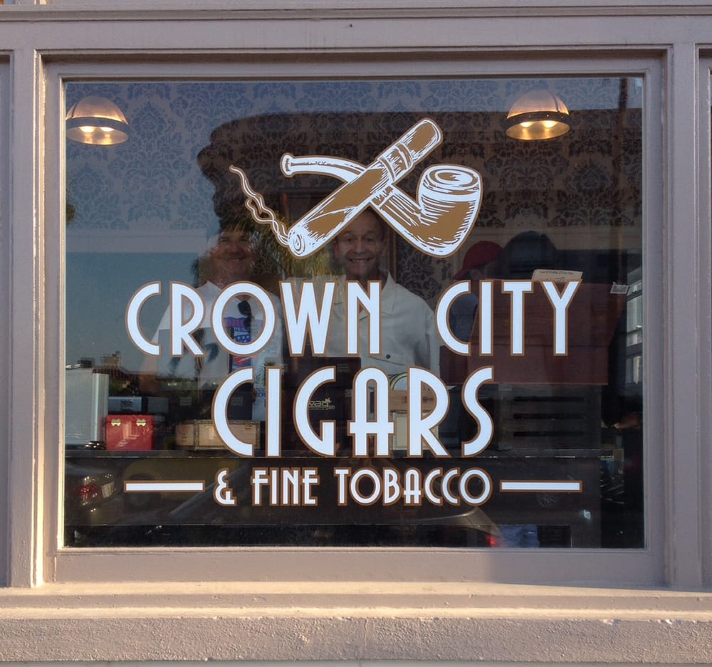 Crown City Cigars & Fine Tobacco: 1136 Loma Ave, Coronado, CA