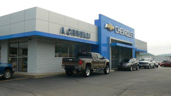 A. Crivelli Chevrolet - Auto Repair - 768 Allegheny Blvd, Franklin