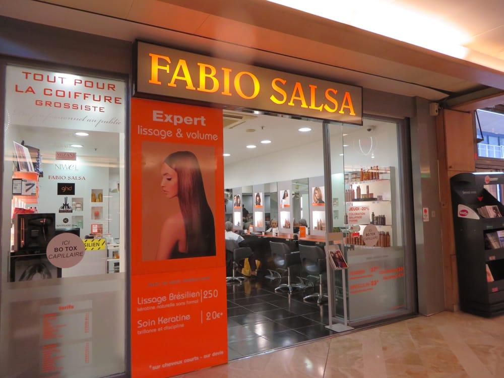 Fabio salsa coiffeurs salons de coiffure 17 cours for Salon de coiffure fabio salsa
