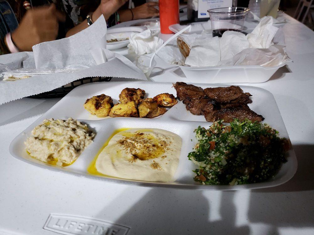 Hyatt Food Truck: 7401 NW 54th St, Miami, FL
