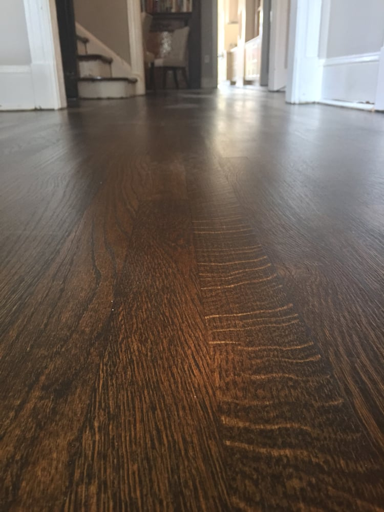 Jacobean stain what is water popping with jacobean stain for Hardwood floors popping