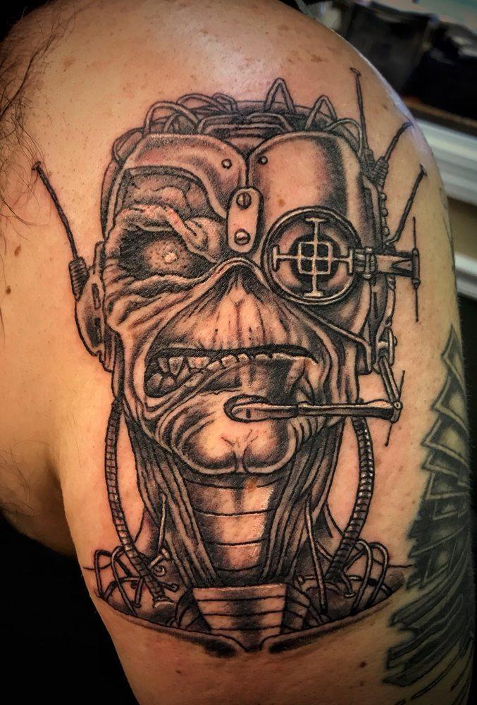 Big Joe & Sons Tattoo: 1883 E Main St, Mohegan Lake, NY