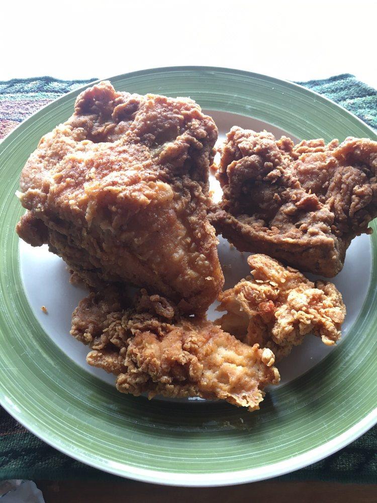 Krispy Krunchy Chicken: 21079 Geyserville Ave, Geyserville, CA
