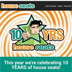 Photo Of House Seats   Las Vegas, NV, United States.