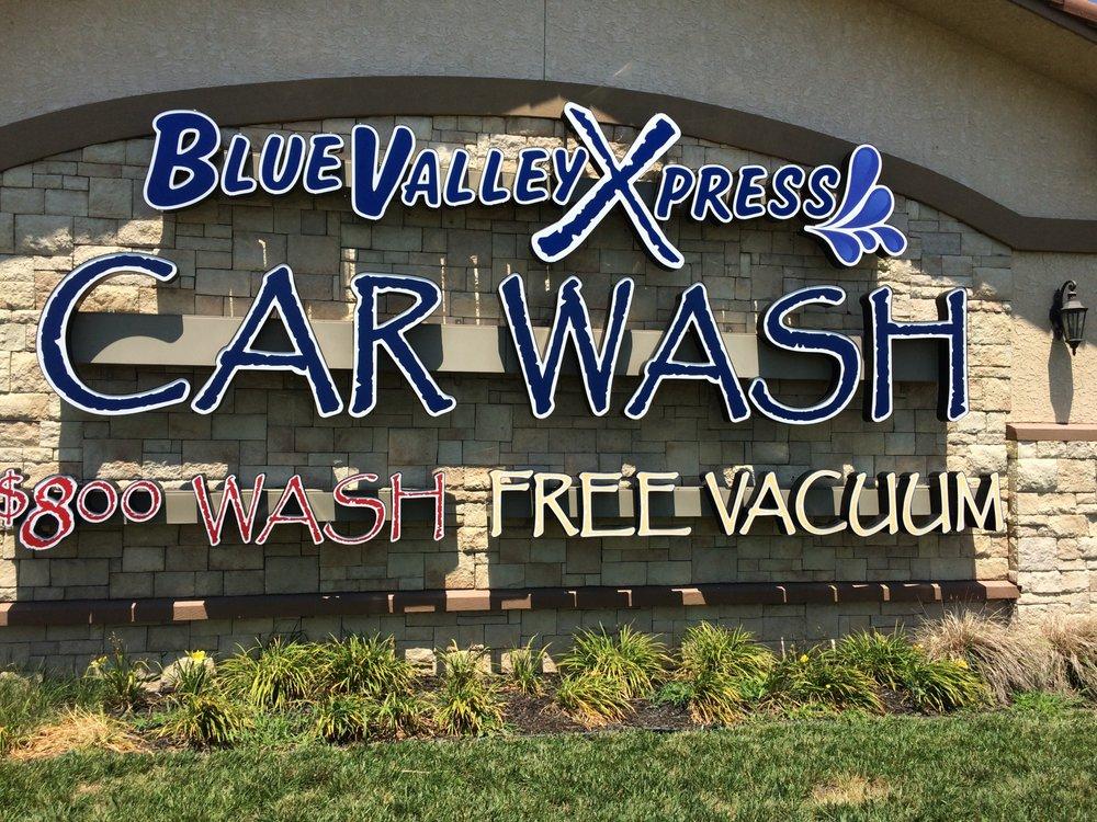 Blue Valley Express: 7140 W 121st St, Overland Park, KS