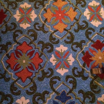 Photo Of Tuesday Morning   Villa Park, IL, United States. Colorful Area Rug