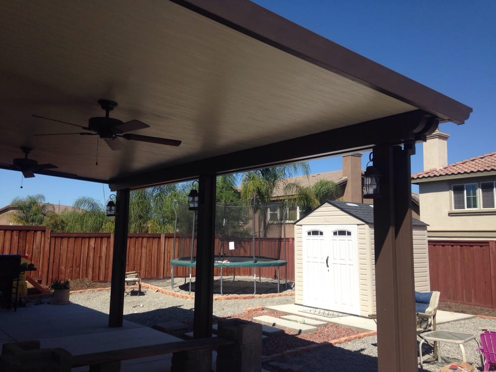 High Quality Photo Of The Grand Canyon Patios   Riverside, CA, United States. Aluminum  Patio