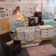 STOKKE In Photo Of Lullaby Lane Gear   San Bruno, CA, United States.