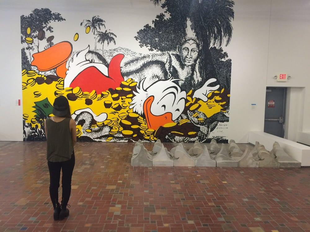 MOCAD - Museum of Contemporary Art Detroit