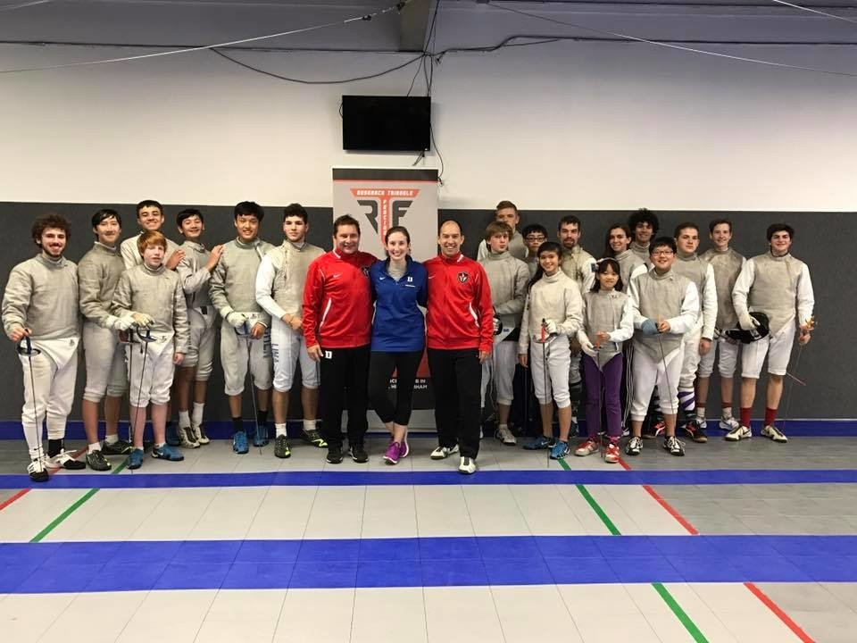 Research Triangle Fencing Fencing Clubs 3742 Durham