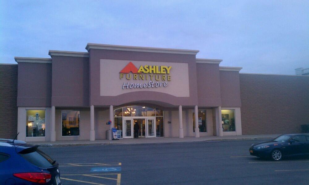 Ashley Furniture Homestore Closed Furniture Stores