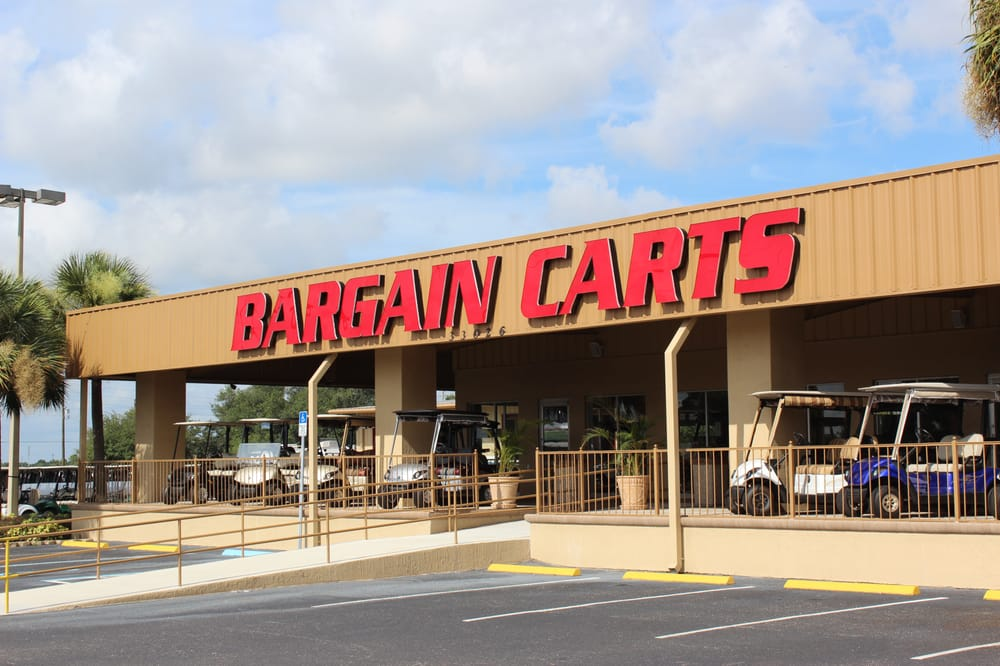 Bargain Carts: 33026 Hwy 27, Haines City, FL