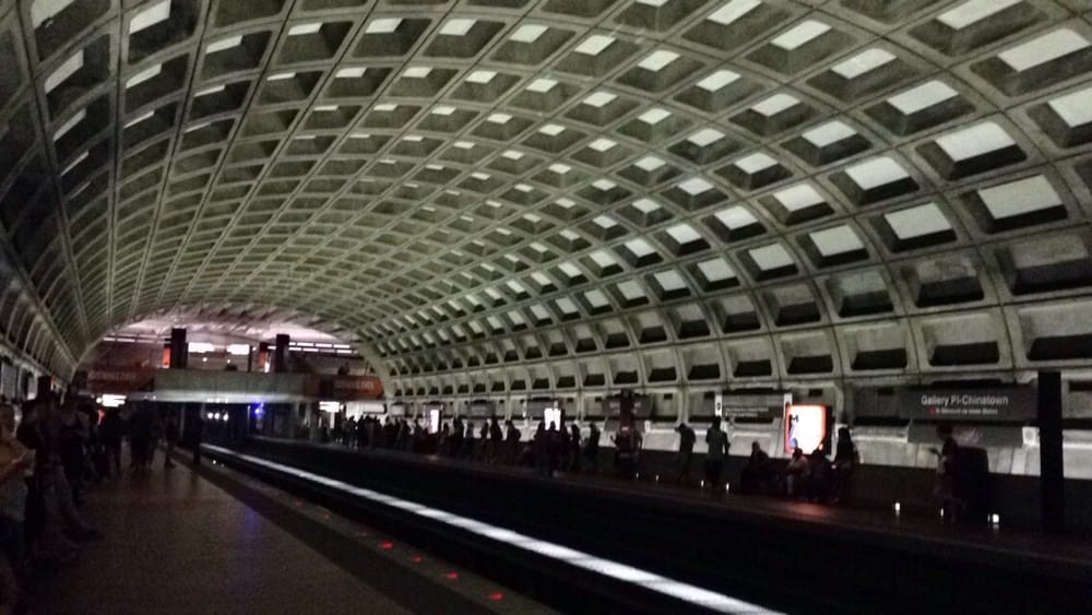 photos for gallery place-chinatown metro station