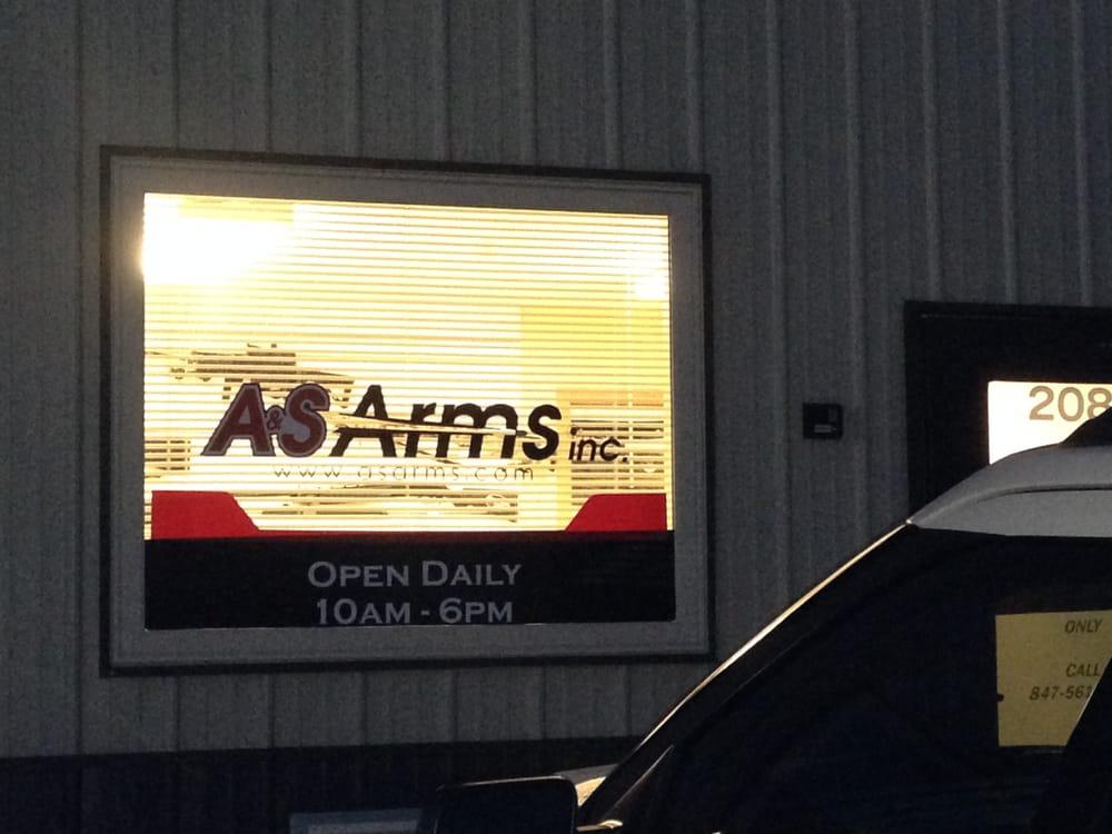 A & S Arms, Inc: 303 N Main St, Antioch, IL