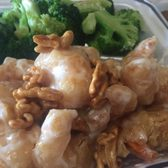 Photo Of Great China Restaurant Kirkland Wa United States Honey Walnut Prawns