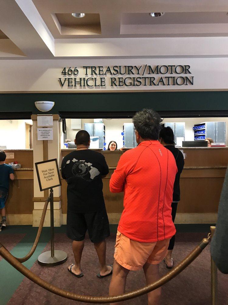 Department of Motor Vehicles: 4444 Rice St, Lihue, HI