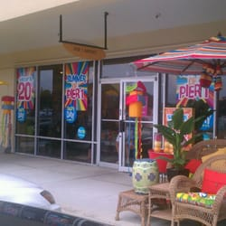 Photo Of Pier 1 Imports   Destin, FL, United States. Pier 1 Storefront
