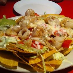 Photo Of Blu Bay Seafood Restaurant Alpharetta Ga United States Nachos