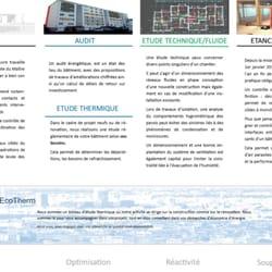 Be Ecotherm Angebot Erhalten Bauunternehmen 12 Rue Duffholtz