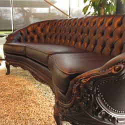 Photo Of Funky Sofa   Gardena, CA, United States. Detail Of The Beautiful