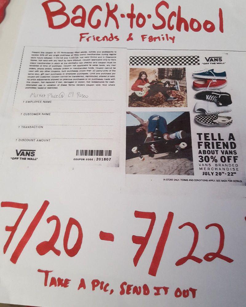 Vans - Men\'s Clothing - 6569 N Riverside, Fresno, CA - Phone Number ...