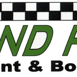 The New Grand Prix Auto Paint Body Shop Inc Auto Parts