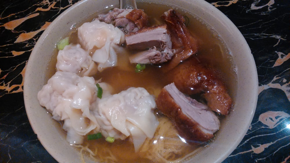 Wanton And Duck Noodle Yelp