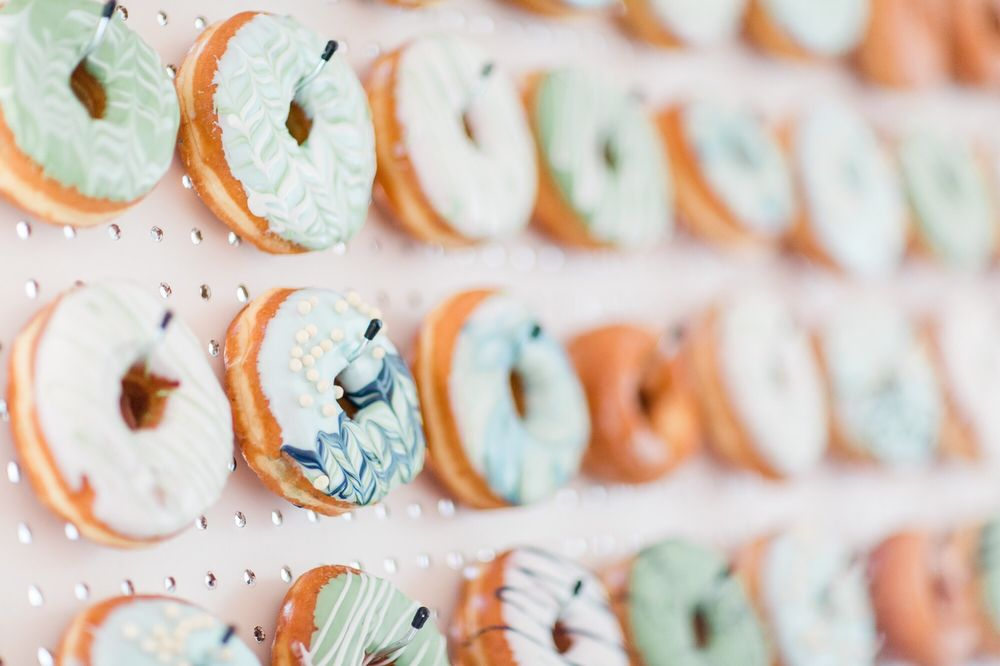 Social Spots from Glazed Doughnuts
