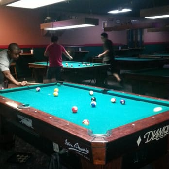 Amazing Diamond Billiards 21 Reviews Pool Halls 6460 N Home Remodeling Inspirations Gresiscottssportslandcom