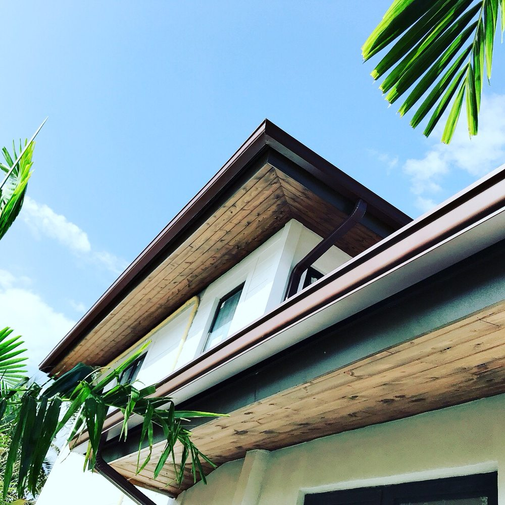 Seamless Gutters Installation K Style Yelp