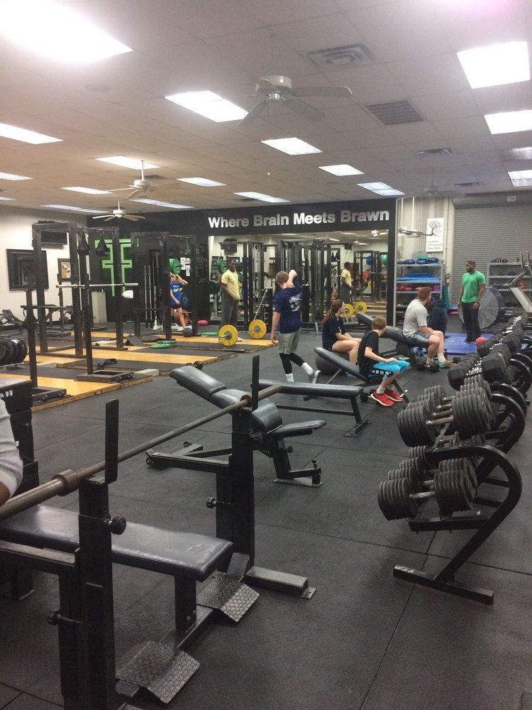 Final Fitness: 206 Edwards Ave, New Orleans, LA