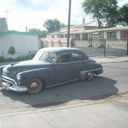 parts antonio san auto Vintage