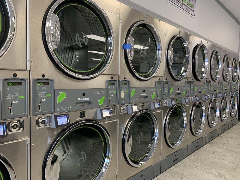 Iowa Coin laundry: 3375 Iowa Ave, Riverside, CA
