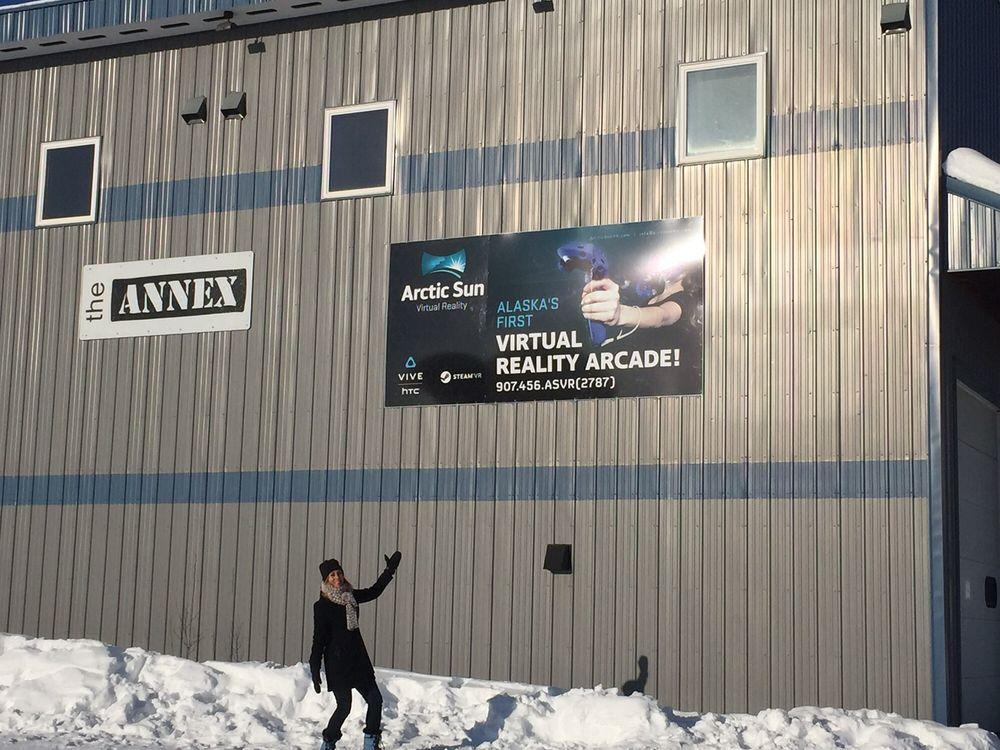 Arctic Sun VR: 1800 Airport Way, Fairbanks, AK