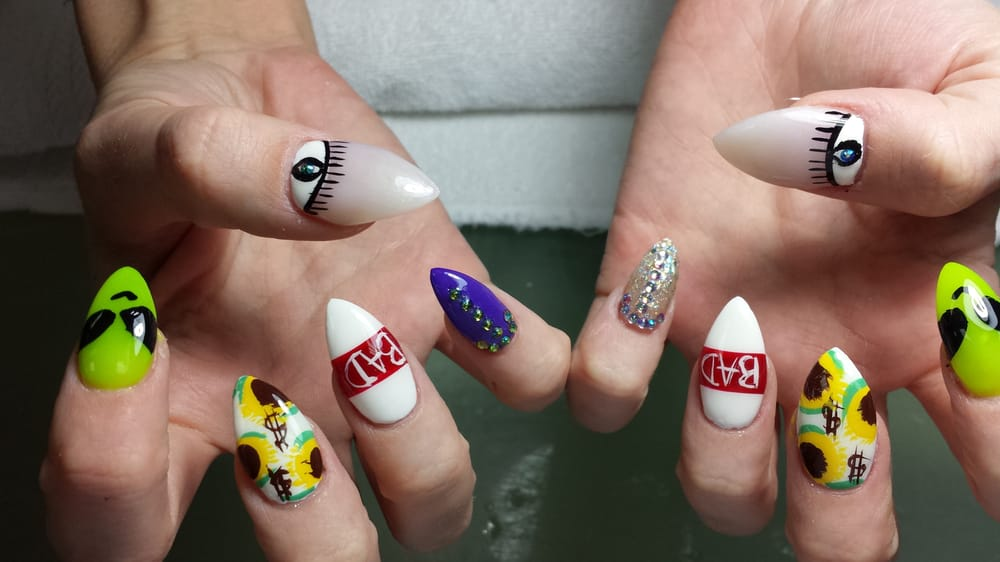 KT Keep In Touch Nails and Spa - 101 Photos & 47 Reviews - Nail ...