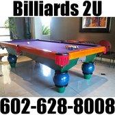Billiards U Photos Reviews Pool Billiards E - Phoenix pool table movers