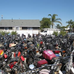 Parts unlimited closed 10 reviews motorcycle dealers for Motor cycle junk yard