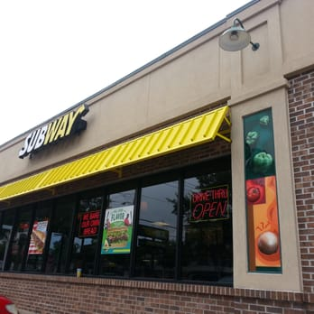 Subway Sandwiches 193 Whalley Ave New Haven Ct Restaurant