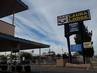 Knights Inn Pecos: 1000 East 3Rd Street, Pecos, TX