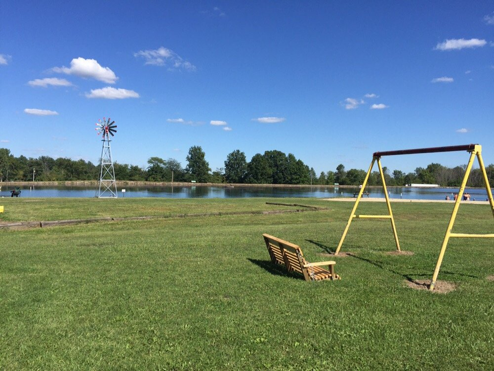 Hickory Grove Lake Campground: 805 Hoch Rd, Marion, OH