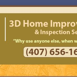 Photo Of Home Improvement Inspection Services Inc Orlando Fl