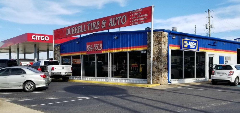 Durrell Tire & Auto: 9861 Pkwy E, Birmingham, AL