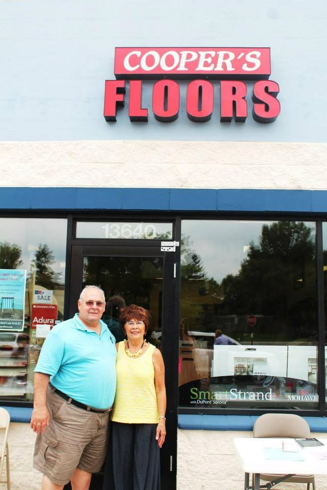 Cooper's Floors: 13640 Crosstown Blvd, Andover, MN