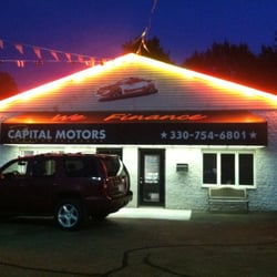 Capital motors car dealers 1212 30th st ne canton oh for Capital motors used cars