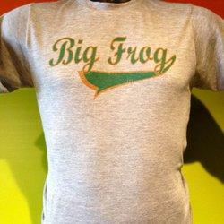 7697f1ad2 Big Frog Custom T-Shirts & More - 12 Photos - Screen Printing/T ...