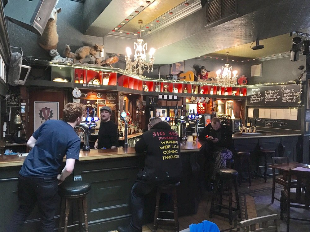The monarch 22 fotos e 38 avalia es pubs 40 42 - Cyberdog london reino unido ...