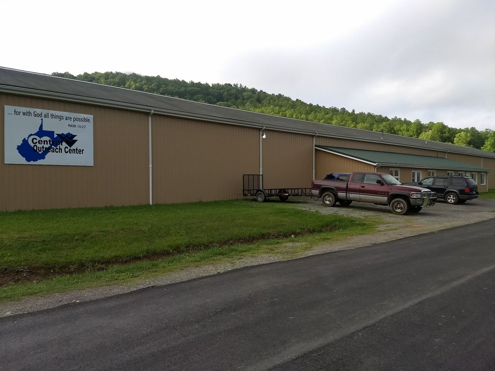 Central Wv Outreach Center: 37 Little Buffalo Rd, Gassaway, WV